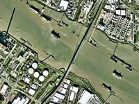 Dartford Bridge from GoogleEarth