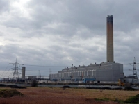 Grain Power Station, Isle of Grain