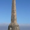 Memorial Obelisk for the Dover Patrol, it also marks where the last bomb of the First