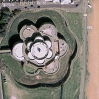 Deal Castle from GoogleEarth