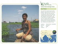 Kiva Calendar 2008 - Kem Pharin (April)