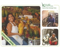 Kiva Calendar 2008 - front cover