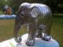 Elephants in London