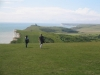 Belle Tout lighthouse from Beachy Head