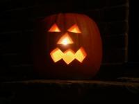 Halloween pumpkin 2007