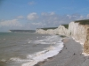 The view west from Birling Gap