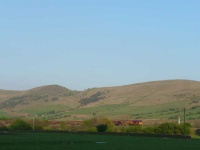 Looking south from Edale towards Hollins Cross and Back Tor
