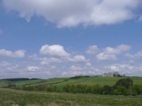 Looking across the North Tyne valley