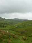 The low route off the Cheviots and into Kirk Yetholm
