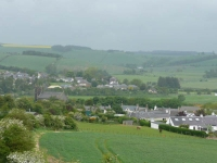 Kirk Yetholm and the end of the Pennine Way (day 19)