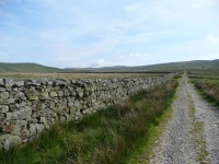 The long drag up to Green Fell and the ridge walk that includes Cross Fell