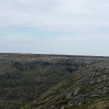 Kinder Downfall from the south