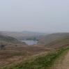 Wessenden Reservoir in the distance
