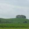 Farmland to the north of Hawes