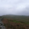 The long drag up to Great Shunner Fell