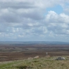 The view over Sleightholme Moor at the start of day 10