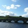 The bridge over Grassholme Reservoir
