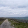 The long descent down into Garrigill, and the end of day 13