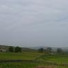 Meadows alongside the River South Tyne near Alston