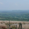 The Pennine Way heading for Featherstone Common