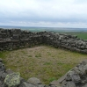 A mile castle in Hadrian\'s Wall