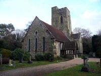 Fairwarp Church