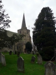 The Church at Rotherfield