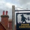 Pooh Corner sign in Hartfield