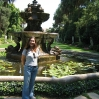 Rosminah at Huntington Botanic Gardens