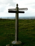 Still on the right route along the South Downs Way