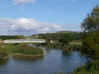 The bridge over the River Arun