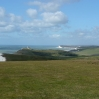 Belle Tout lighthouse and the view over Seven Sisters