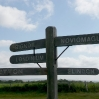 I might still be on the South Downs Way, or stepped into a timewarp with the Romans ???
