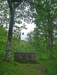The Martyr\'s Tomb near Loch Trool
