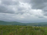 The view towards Conrig