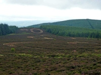 Resolution Point on Minch Moor by Charles Poulsen