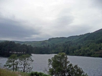 Half a view down Loch Trool