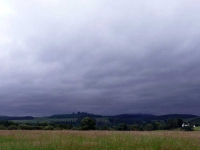 Looking across the fields near Dalry