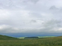 Moorland to the North of Dalry