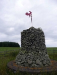 Cairn at Whiteburn