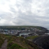Looking back towards Portpatrick