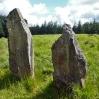 Standing Stones at Laggangarn
