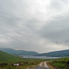 The view East towards Loch Dee
