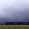 Looking across the fields near Dalry