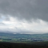 Sanquhar in the distance, the end of day 4