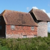 A barn to the south of Newick