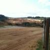 A big sand pit