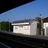 Newhaven railway station - Vanguard Way done