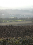 The view south from Gover Hill on the Wealdway