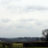 The view south from the Weald